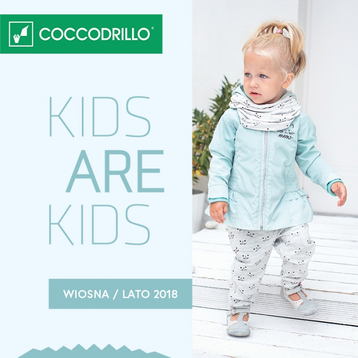 COCCODRILLO: kids are kids
