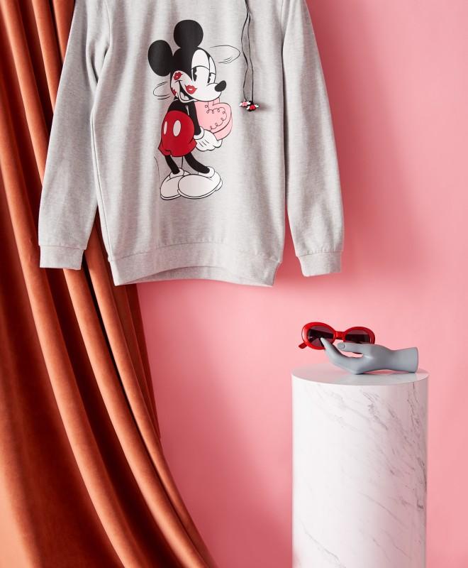SINSAY świętuje walentynki z Mickey Mouse