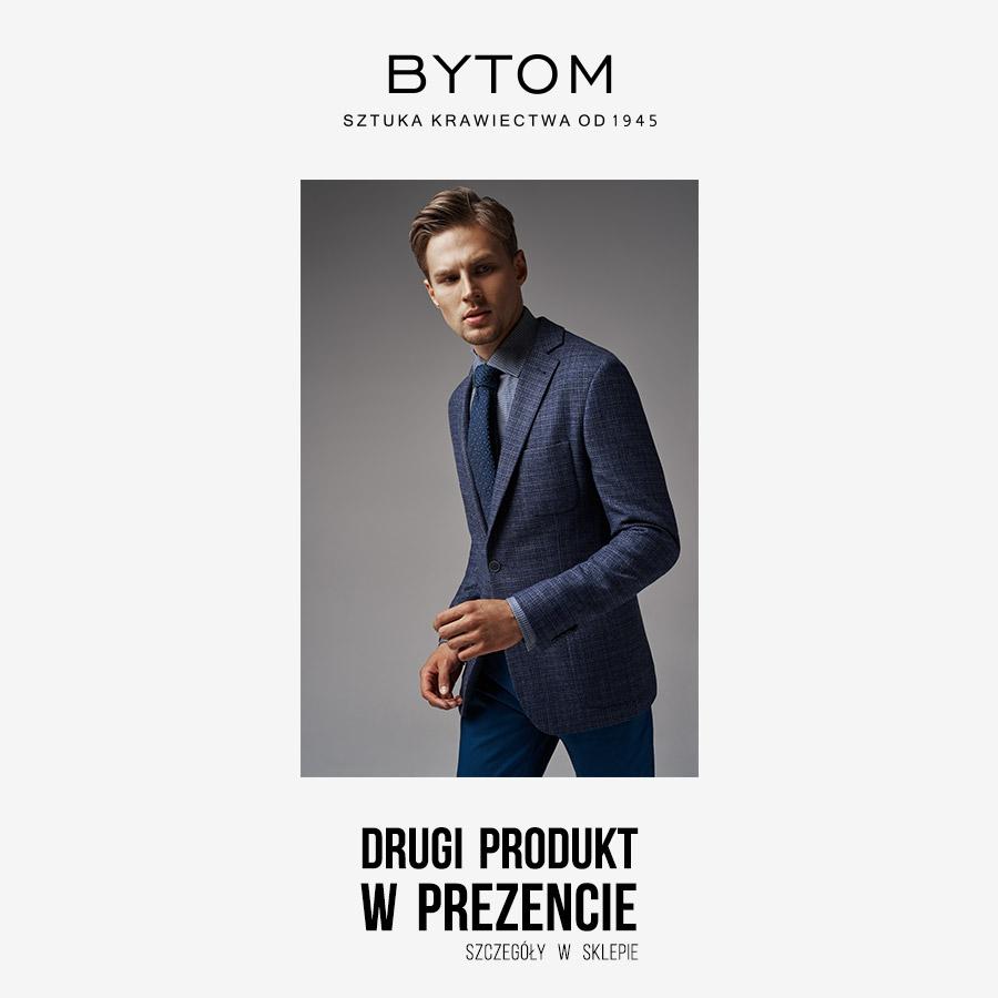 BYTOM: drugi produkt gratis