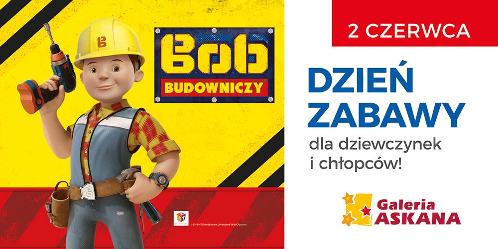 Bob Budowniczy w Galerii Askana
