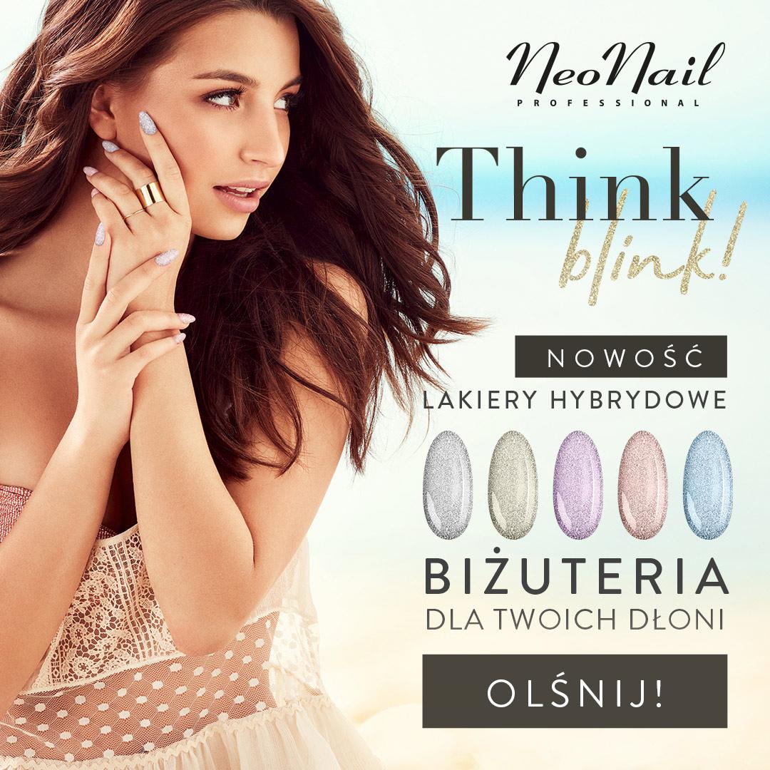 NEONAIL: kolekcja Think Blink!