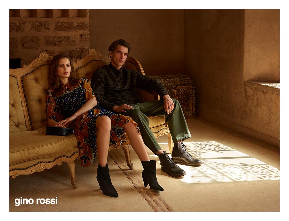 GINO ROSSI: kolekcja z nutą nostalgii