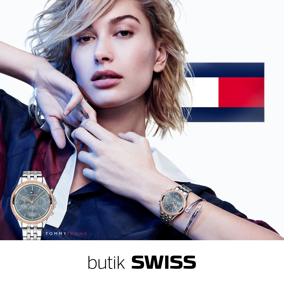SWISS: Tommy Icons