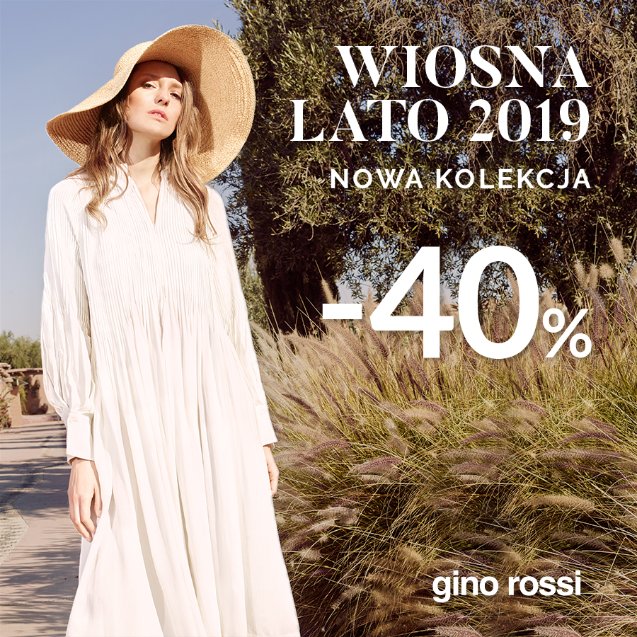 GINO ROSSI: buty i torby -40%