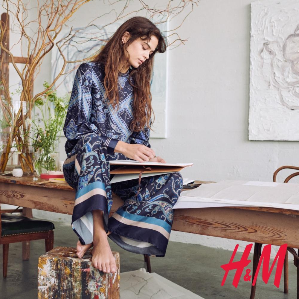 H&M: kolekcja Twórczy Eklektyzm 1029b
