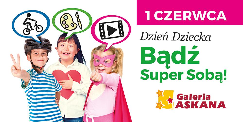 Dzień Dziecka w Askanie już 1 czerwca!