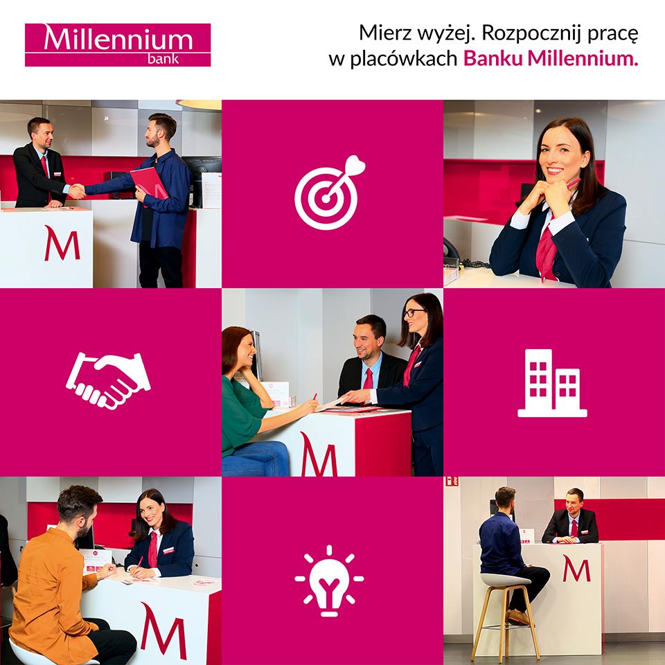 BANK MILLENNIUM: opiekun Klienta
