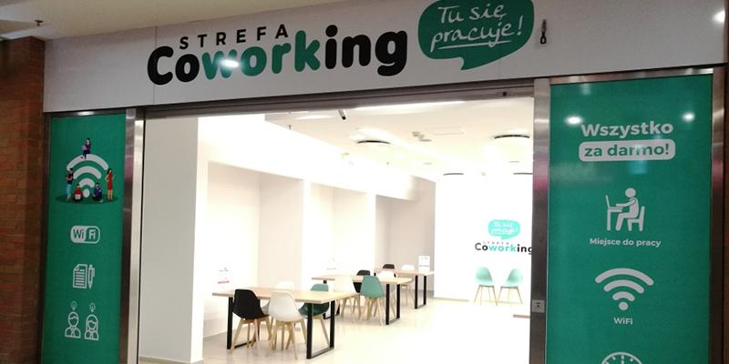 Strefa Coworking