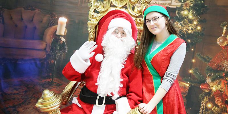 Spotkaj Świętego Mikołaja w Askanie