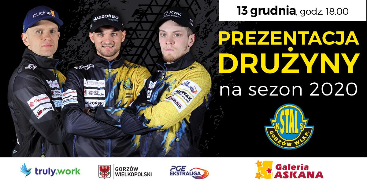 Prezentacja drużyny Stali Gorzów