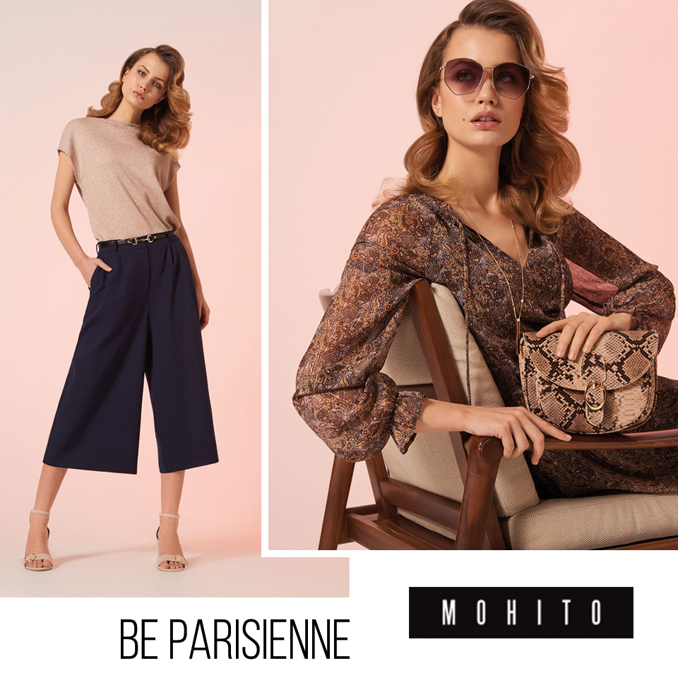 MOHITO: BE PARISIENNE