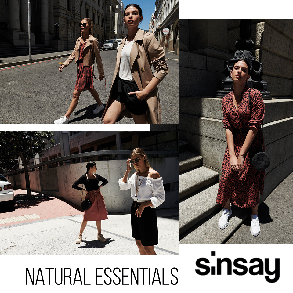 SINSAY: Natural Essentials