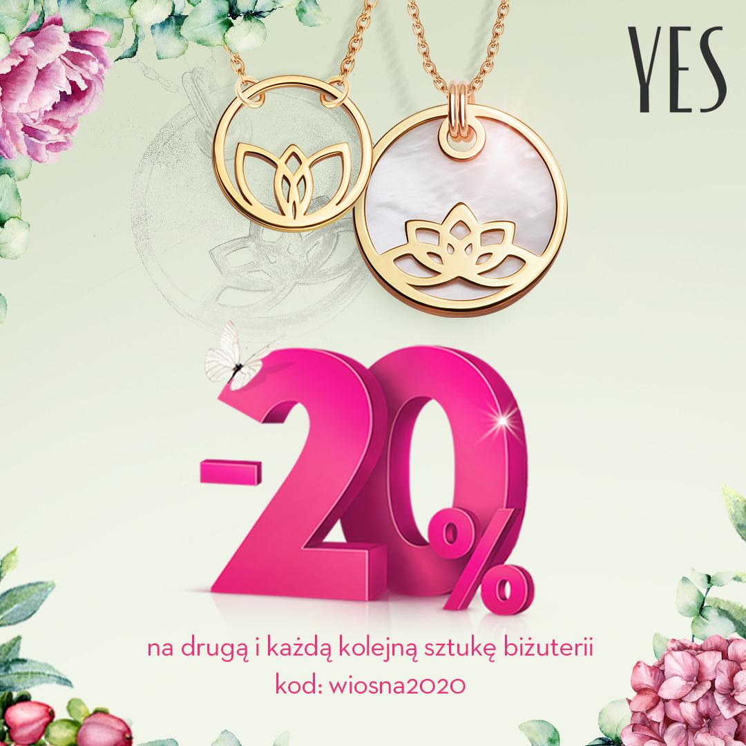 Wiosenna promocja na YES.pl