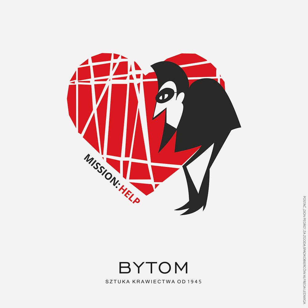 Akcja prospołeczna marki BYTOM