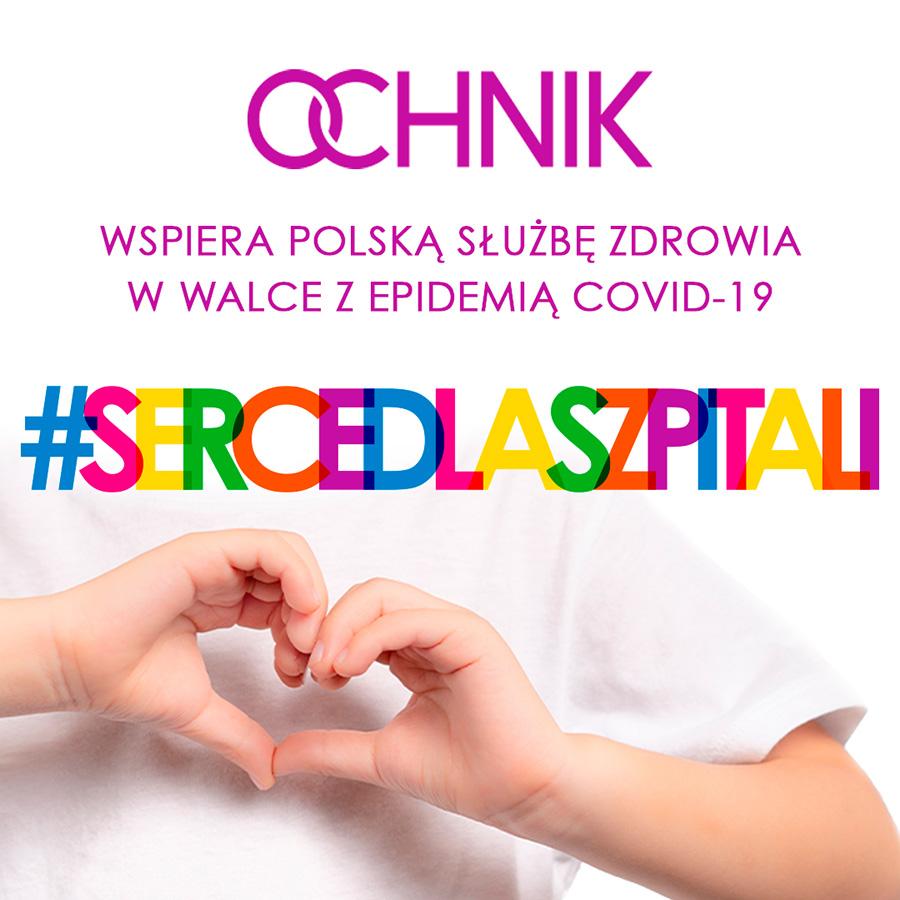 OCHNIK: #sercedlaszpitali