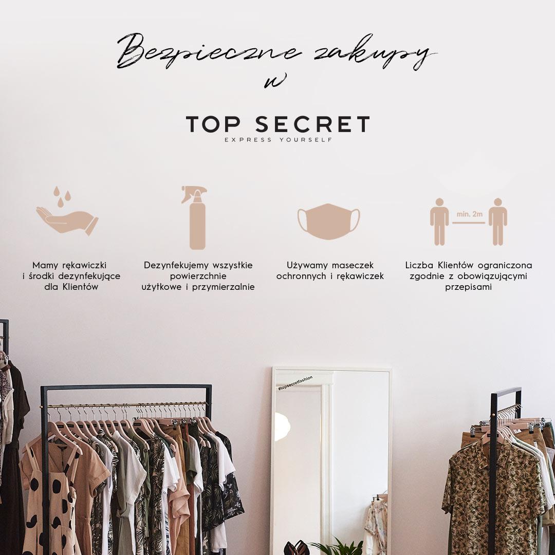 TOP SECRET: zapraszamy na bezpieczne zakupy