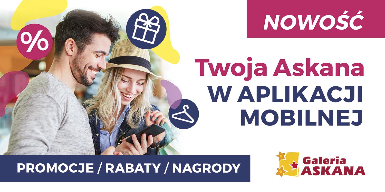 Twoja Askana w aplikacji mobilnej – premiera już 15 czerwca!