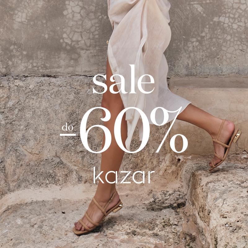 KAZAR: wyprzedaż do -60%