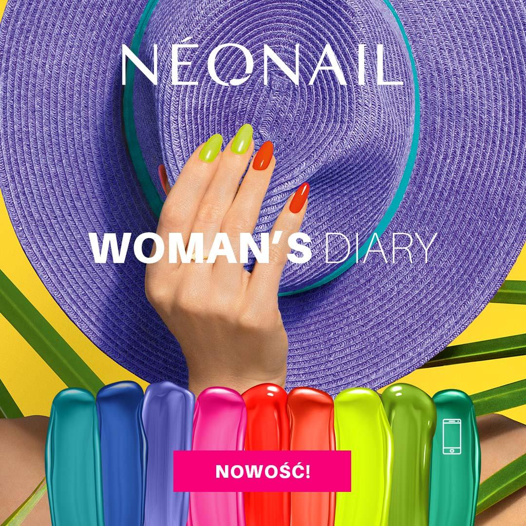 NEONAIL: woman's diary – nowa kolekcja