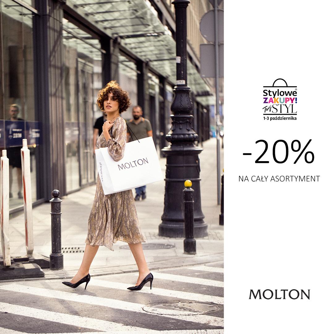 Stylowe Zakupy w Molton