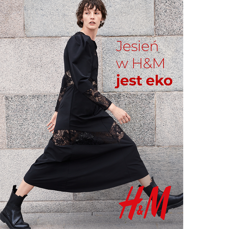 Jesień w H&M jest eko
