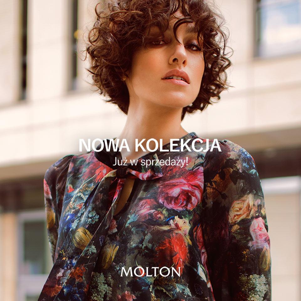 MOLTON: jesienna kolekcja już w sprzedaży