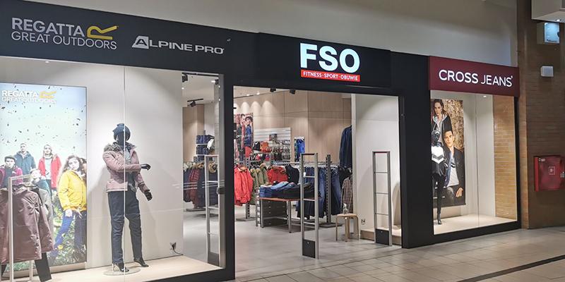 Nowy salon w Askanie – FSO