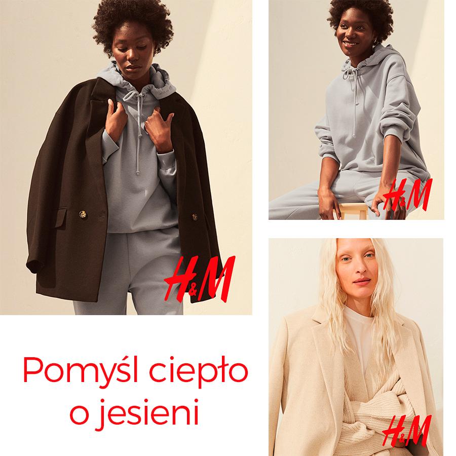 H&M: pomyśl ciepło o jesieni
