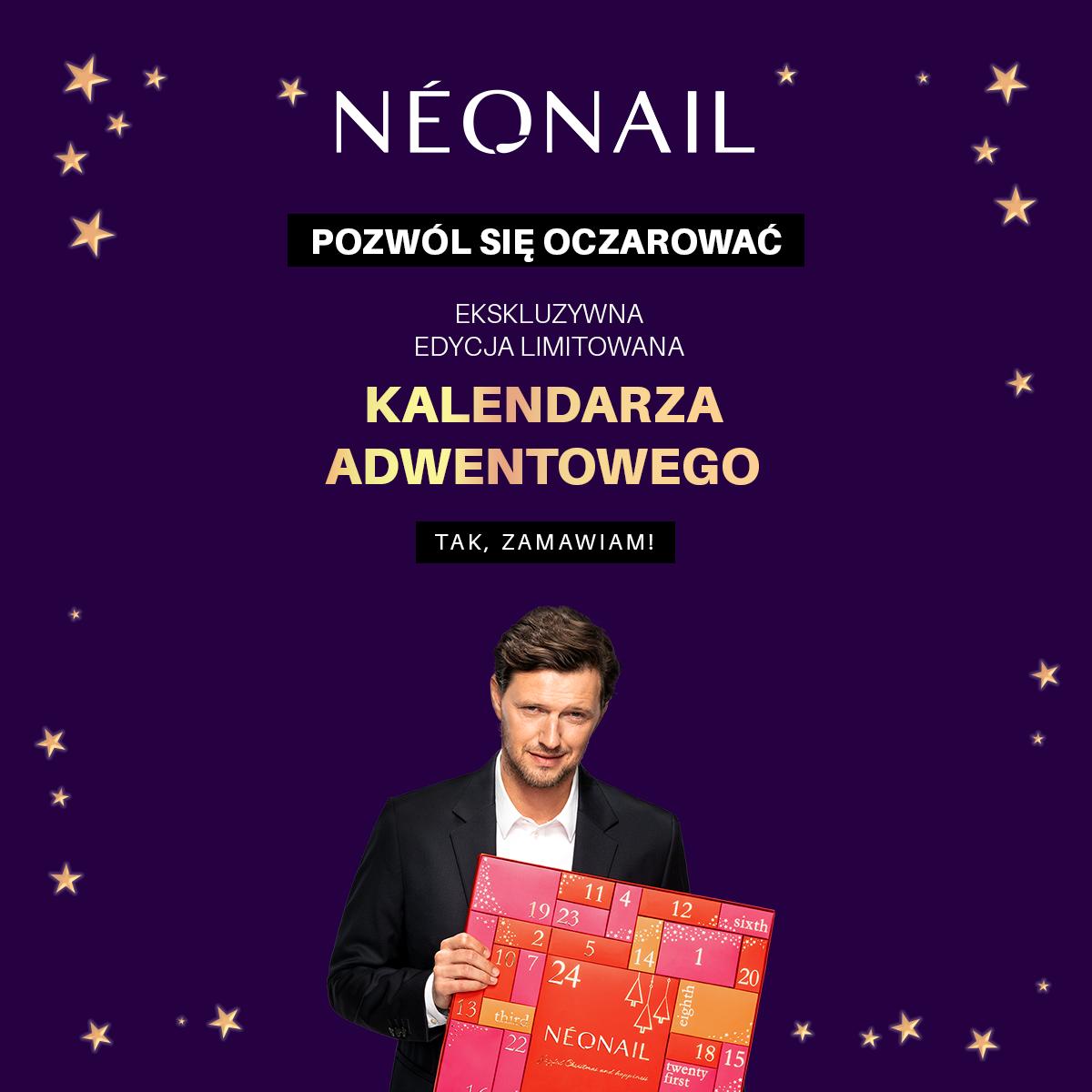 Kalendarz Adwentowy Neonail