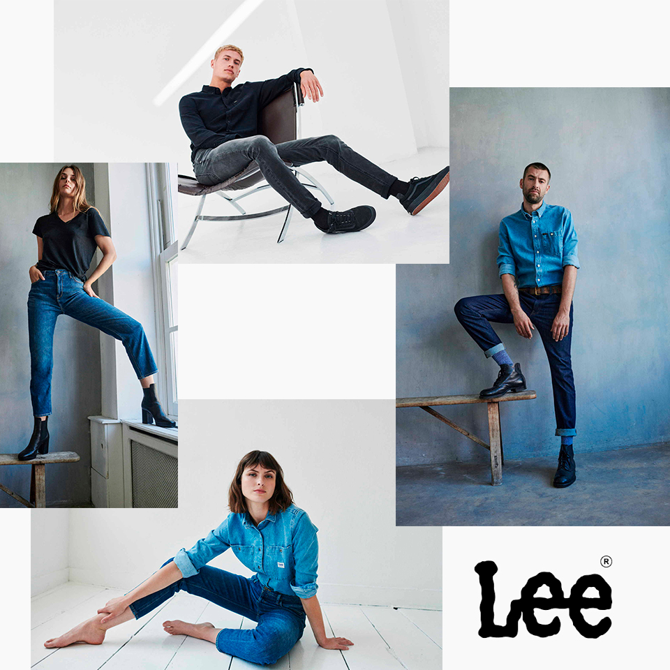 LEE: nowa kolekcja