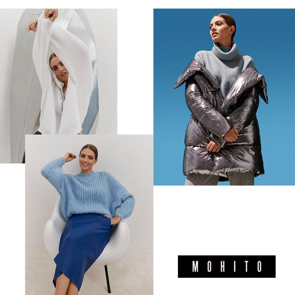 MOHITO: kolekcja Grey Clarity