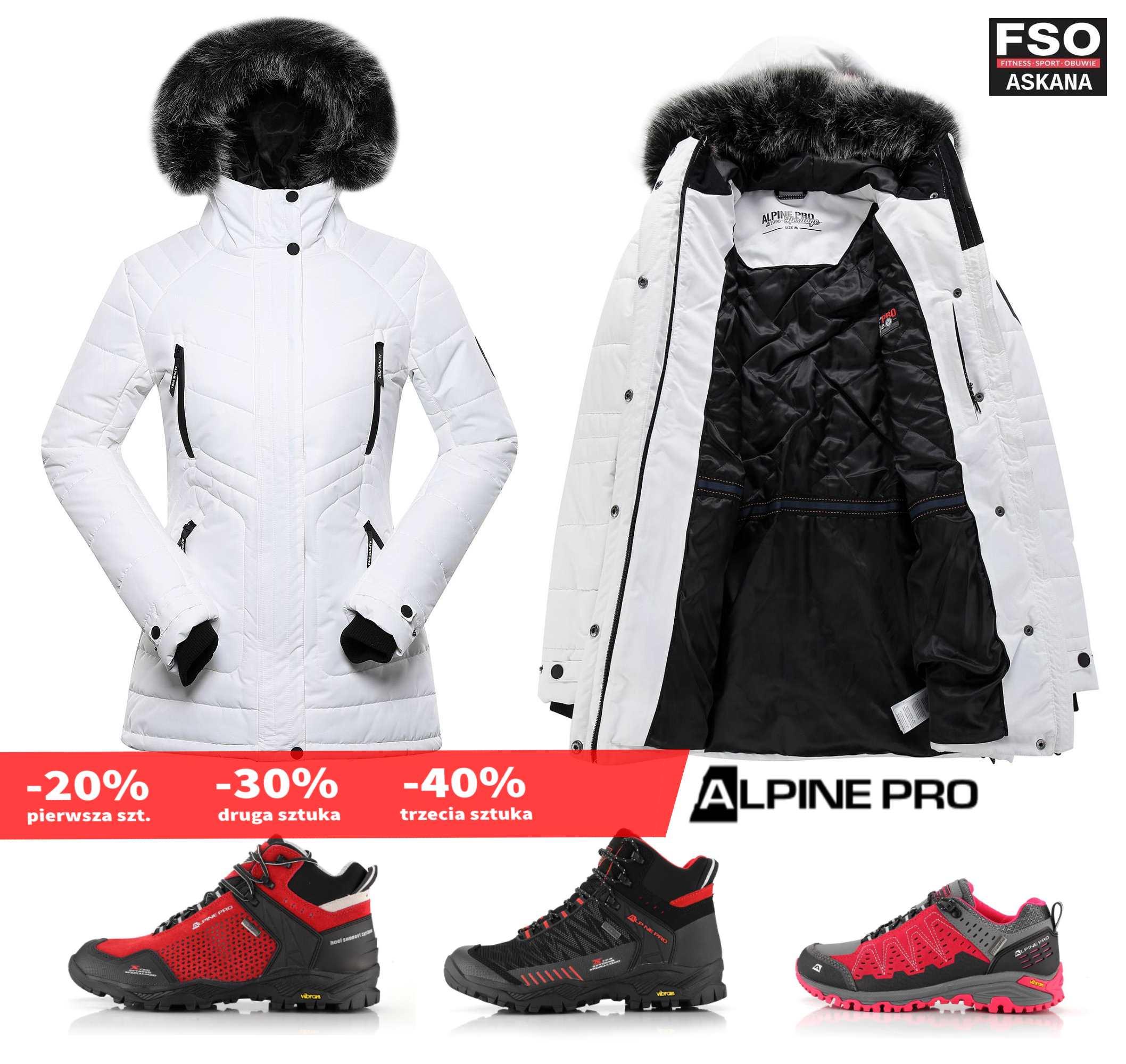 FSO: marka AlpinePro do -40%