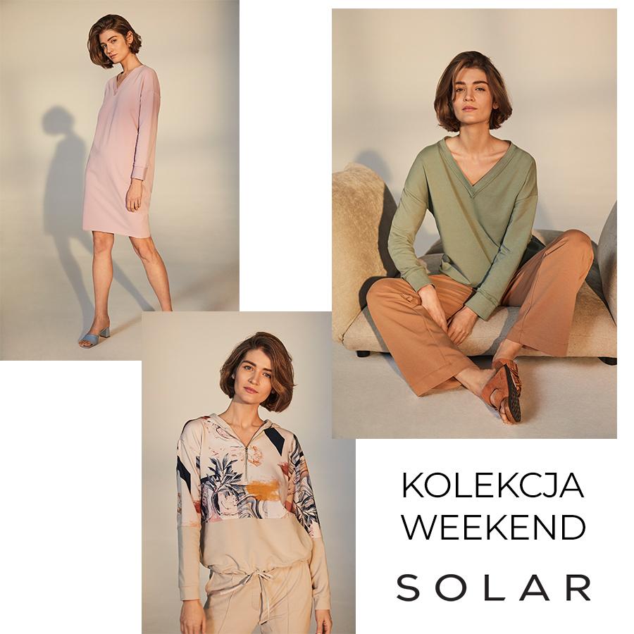 SOLAR: kolekcja WEEKEND