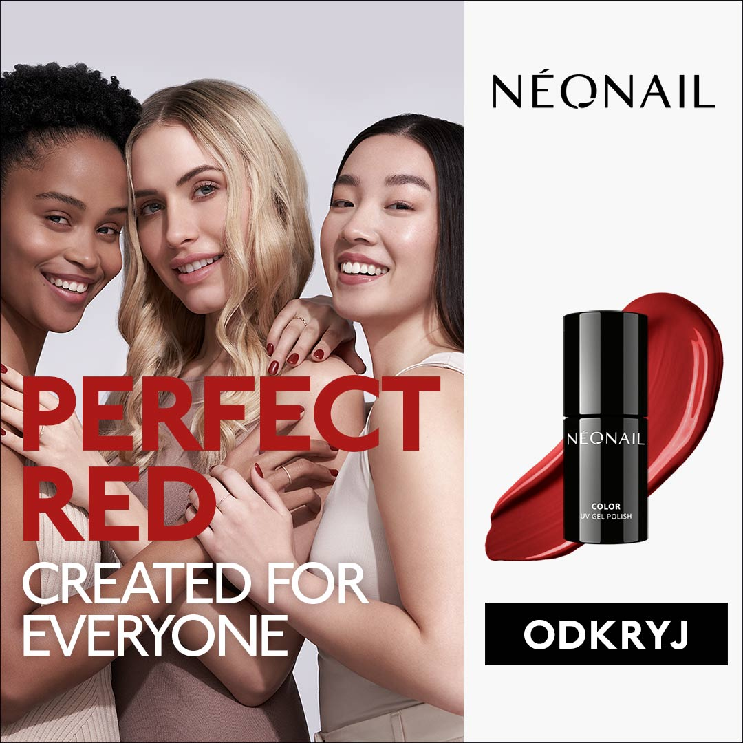 NEONAIL: perfect red