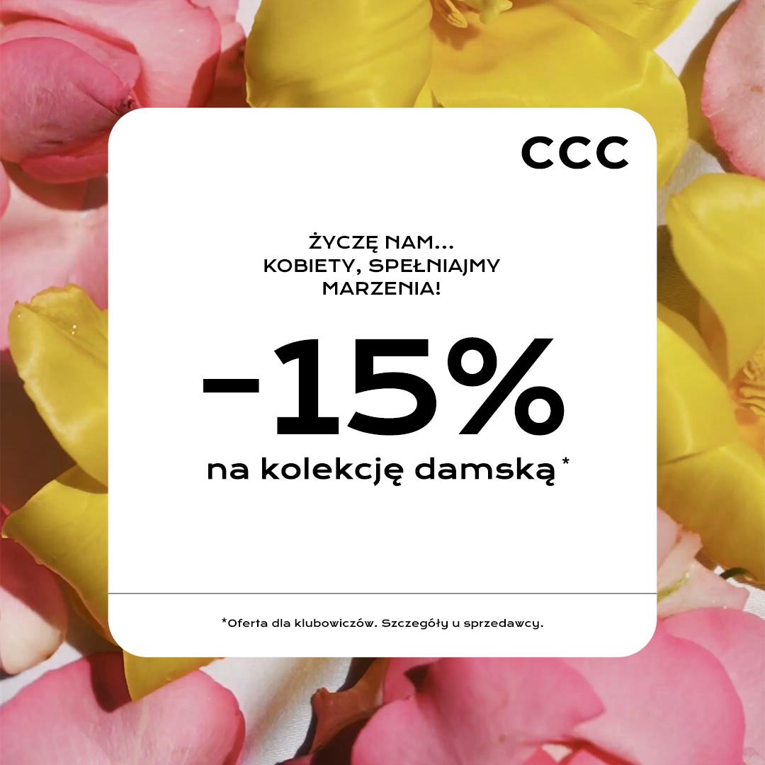 Dzień Kobiet w CCC