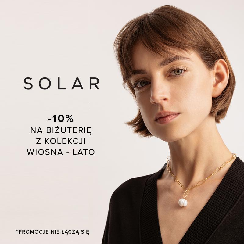 SOLAR: biżuteria -10%