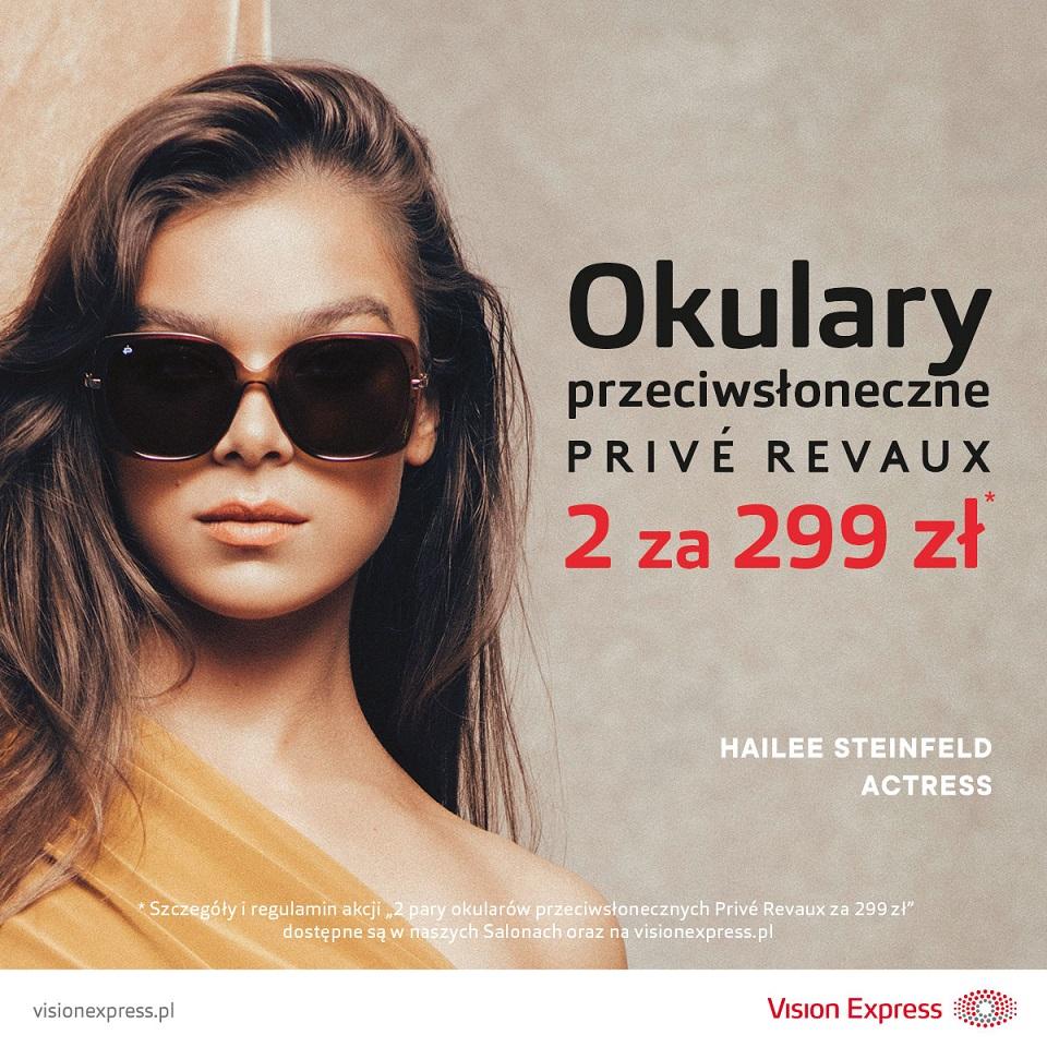 VE: okulary przeciwsłoneczne Prive Revaux