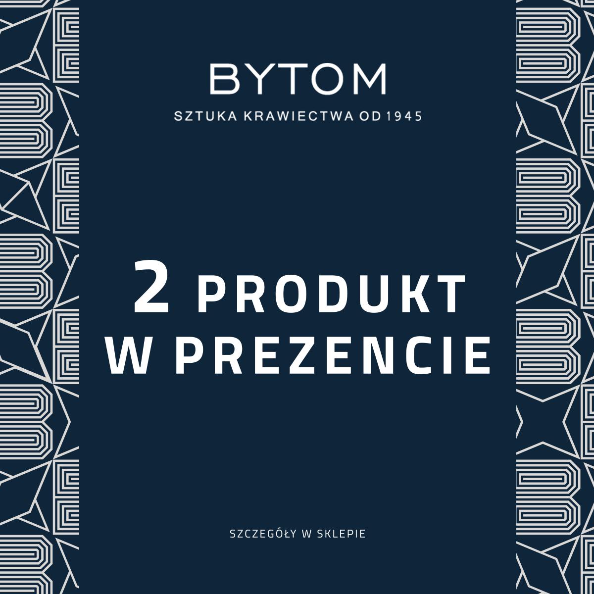 BYTOM: 2 produkt w prezencie