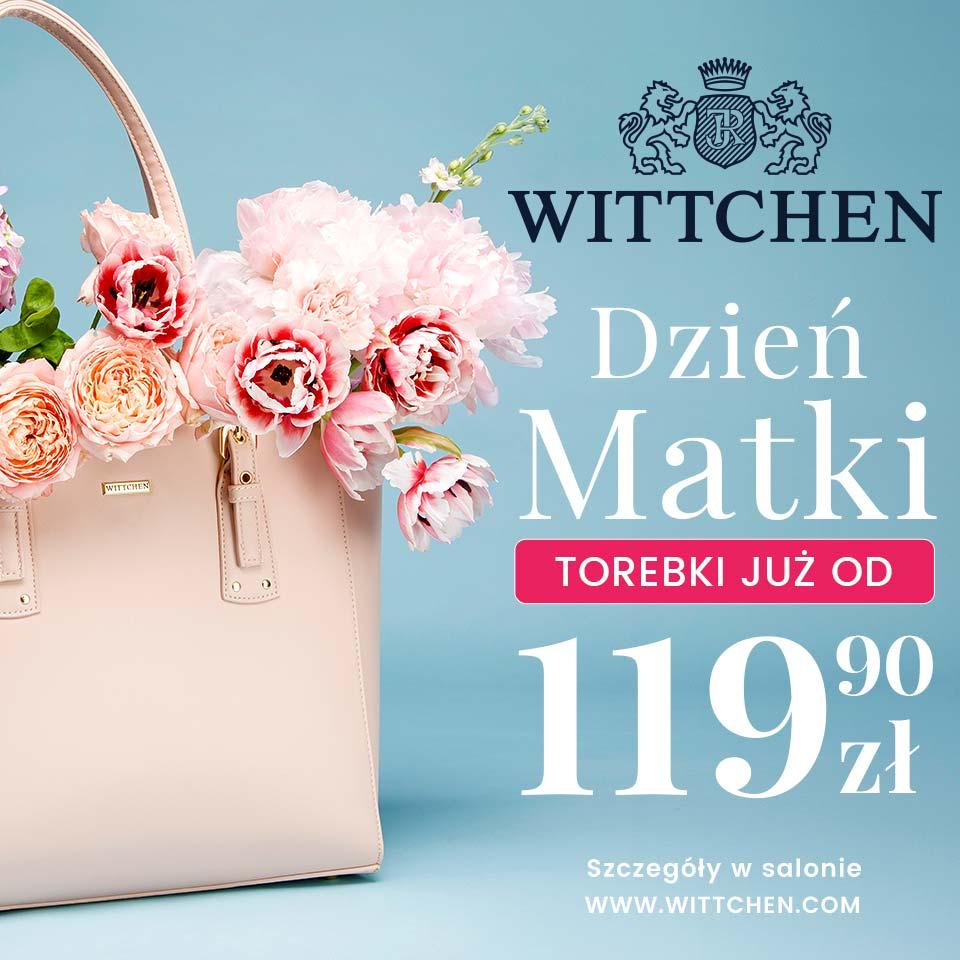 WITTCHEN: torebki od 119,90 zł