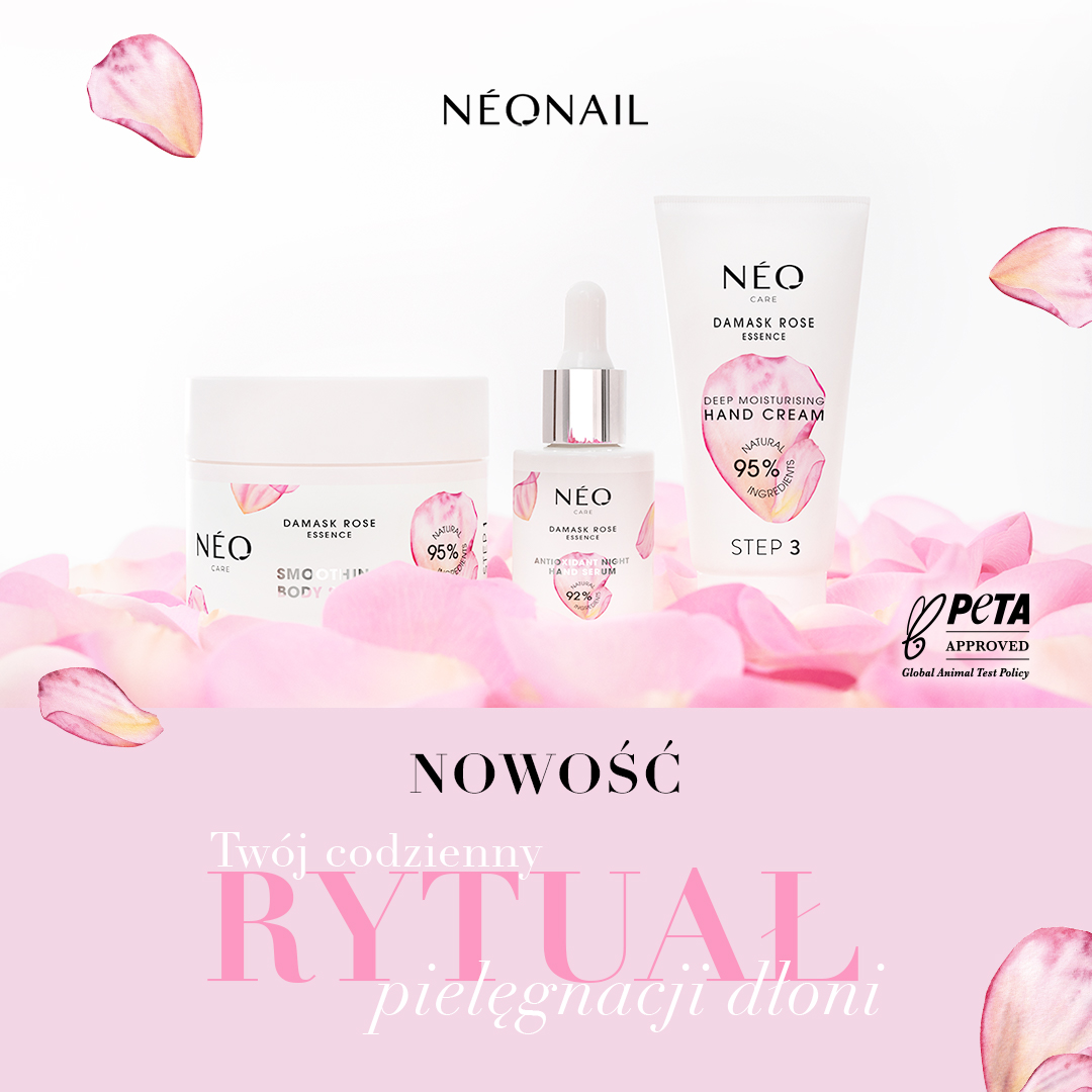 NEONAIL: kolekcja Neo Care