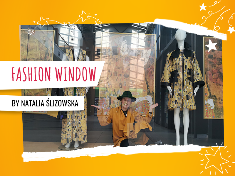 Fashion WIndow by Natalia Ślizowska