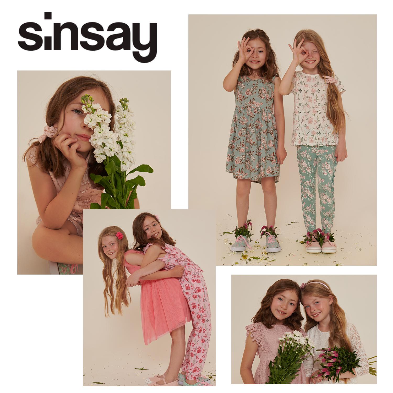 SINSAY: Romantic Floral