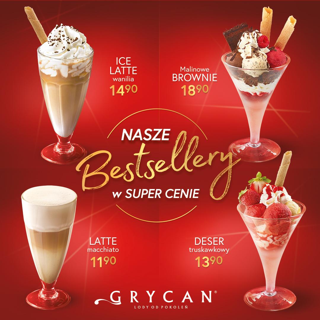 GRYCAN: nasze letnie bestsellery