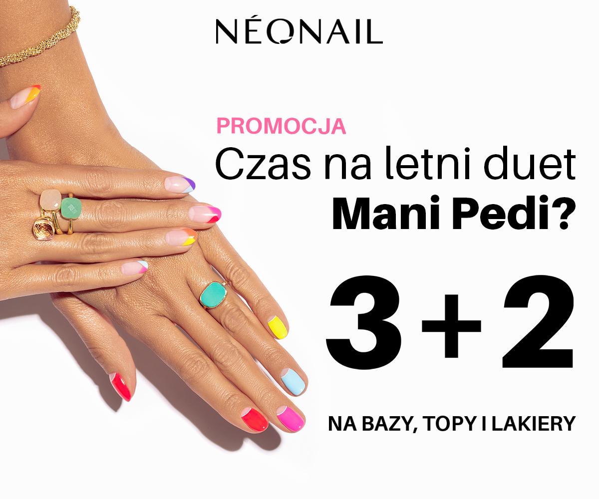 NEONAIL: 3 plus 2