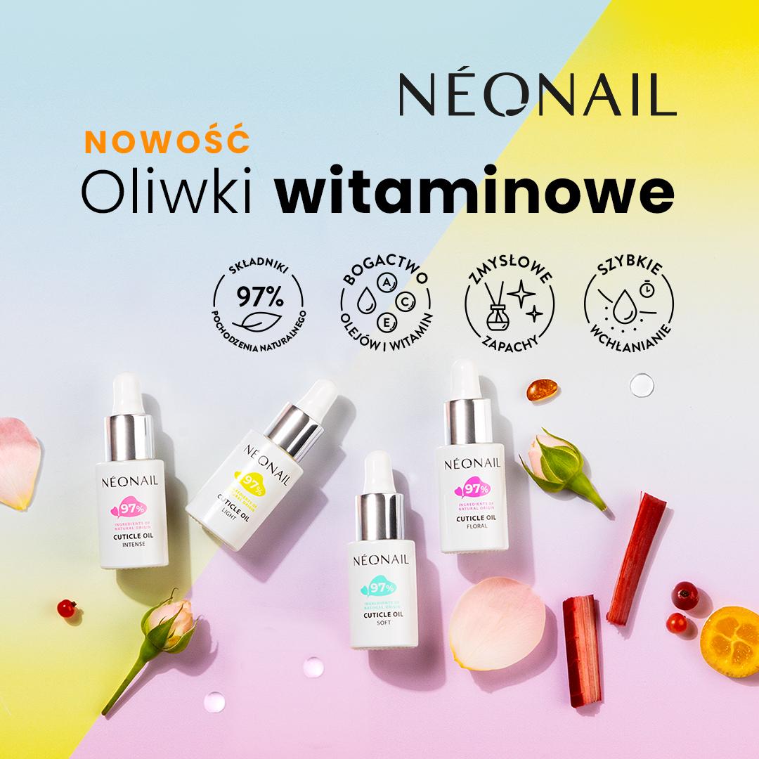 NEONAIL: oliwki witaminowe