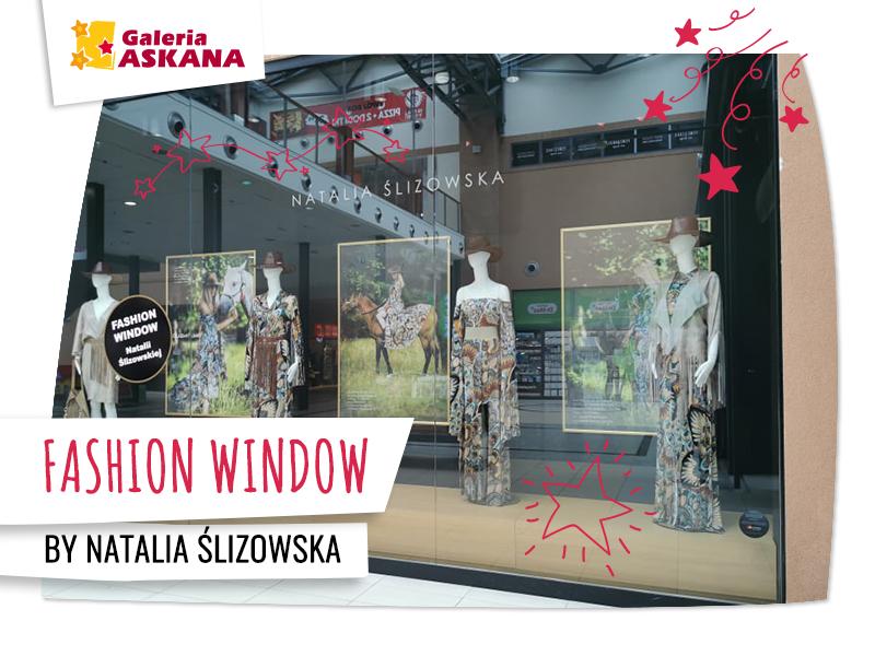 """Natalia Ślizowska i jej okno modowe – tym razem """"Buszująca w zbożu"""""""