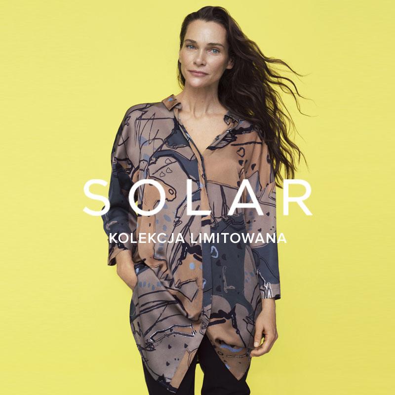 Premiera kolekcji limitowanej SOLAR
