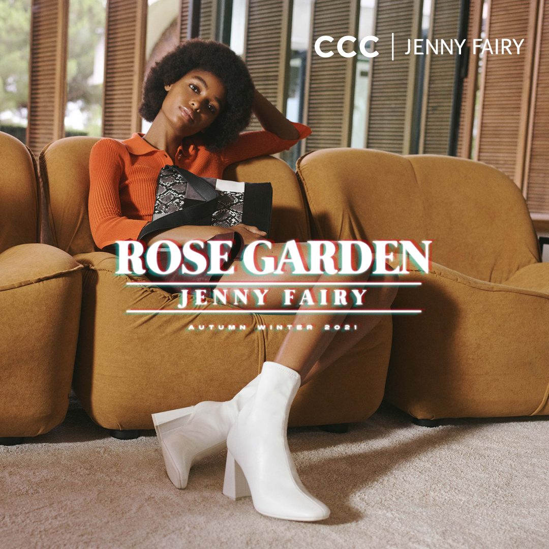 CCC: Jenny Fairy Rose Garden